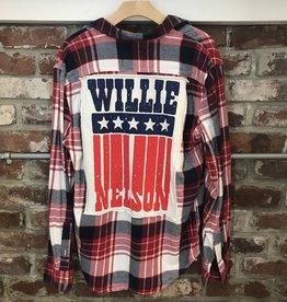 """Sojara SoJara """"Willie Nelson"""" Flannel"""