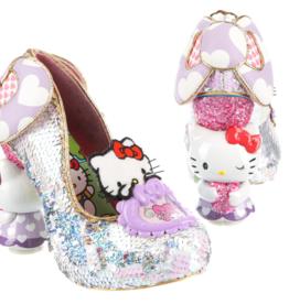 Irregular Choice Irregular Choice -  Star of the Show Sequin - Hello Kitty and Friends