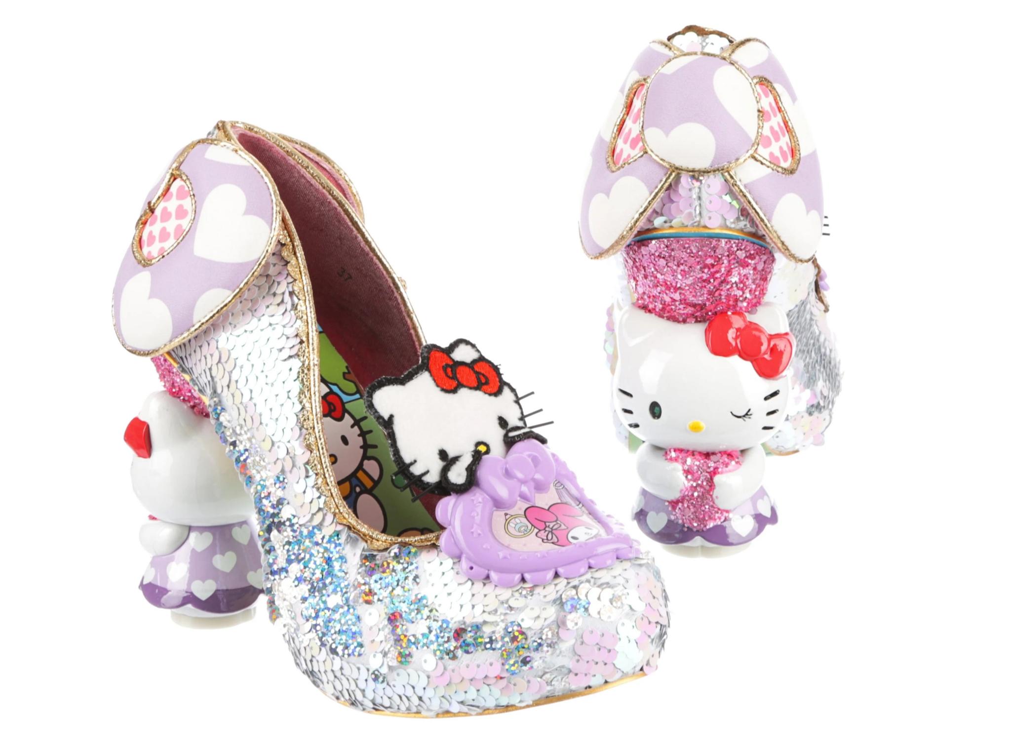 Irregular Choice Irregular Choice -  Star of the Show - Hello Kitty and Friends