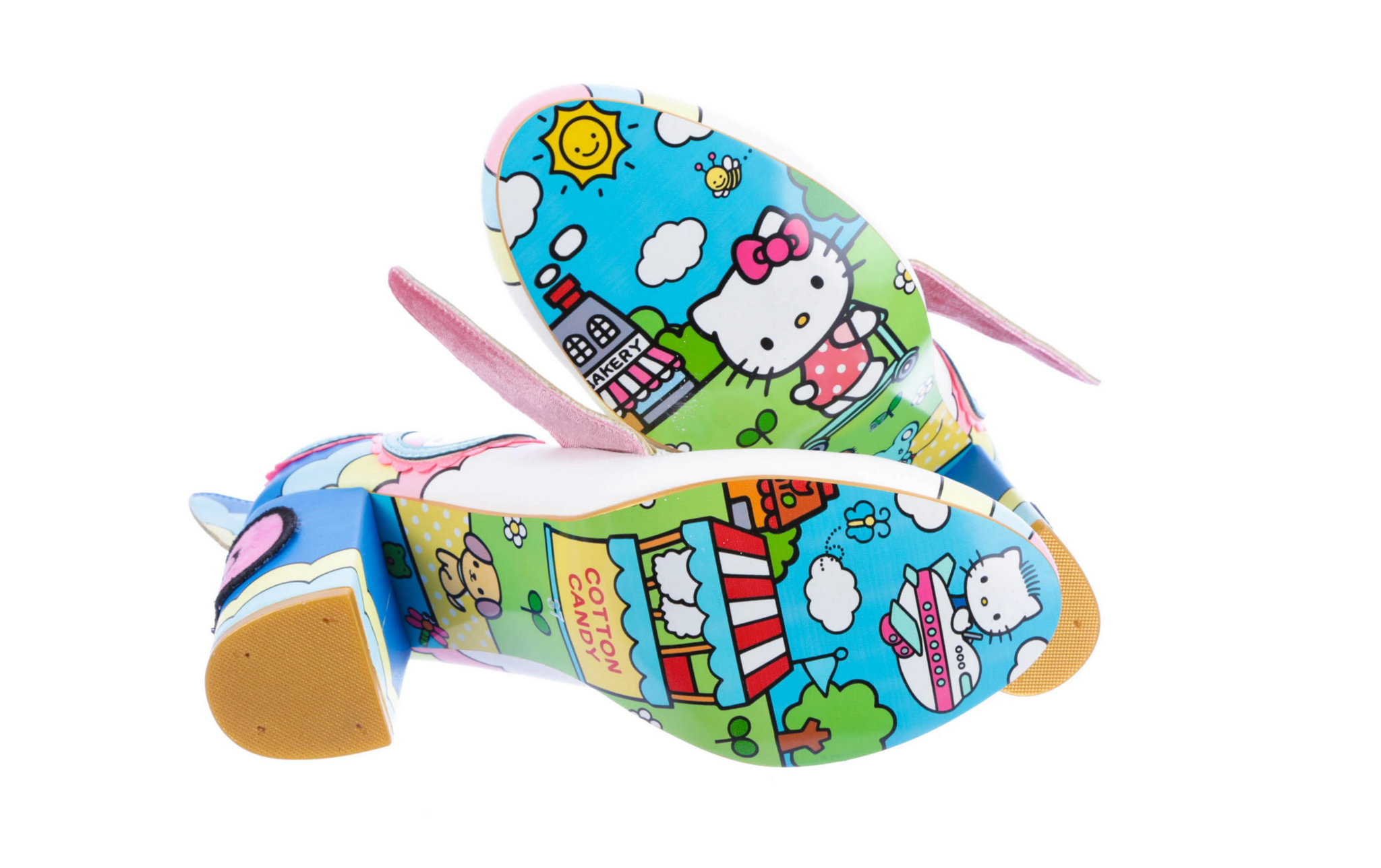 Irregular Choice Irregular Choice -  It's Time to Have Fun - Hello Kitty and Friends