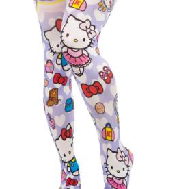 Irregular Choice Irregular Choice - Dress Up Tights - Hello Kitty and Friends