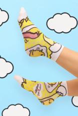 Irregular Choice Irregular Choice - Lazy Egg Socks- Hello Kitty and Friends