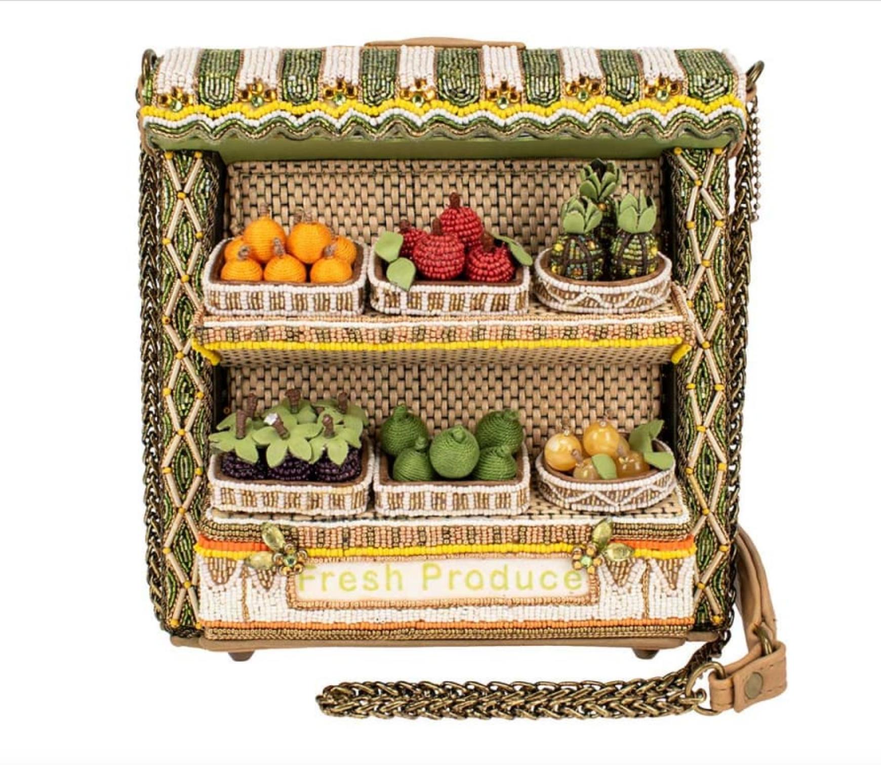 Mary Frances Mary Frances - Produce Market Handbag