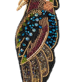 Mary Frances Mary Frances - Pretty Parrot Coin Purse