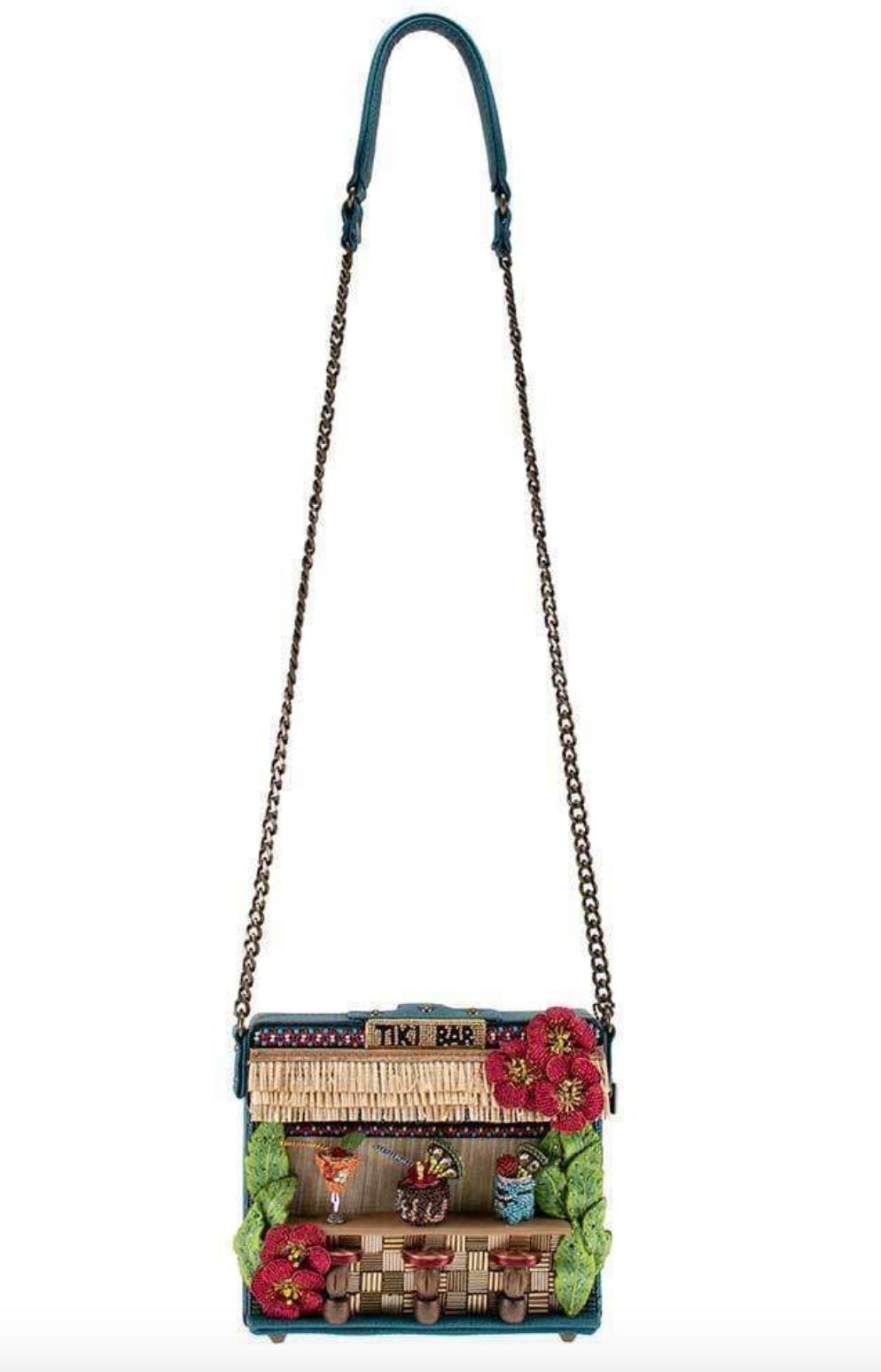 Mary Frances Mary Frances - Tiki Bar Crossbody Bag
