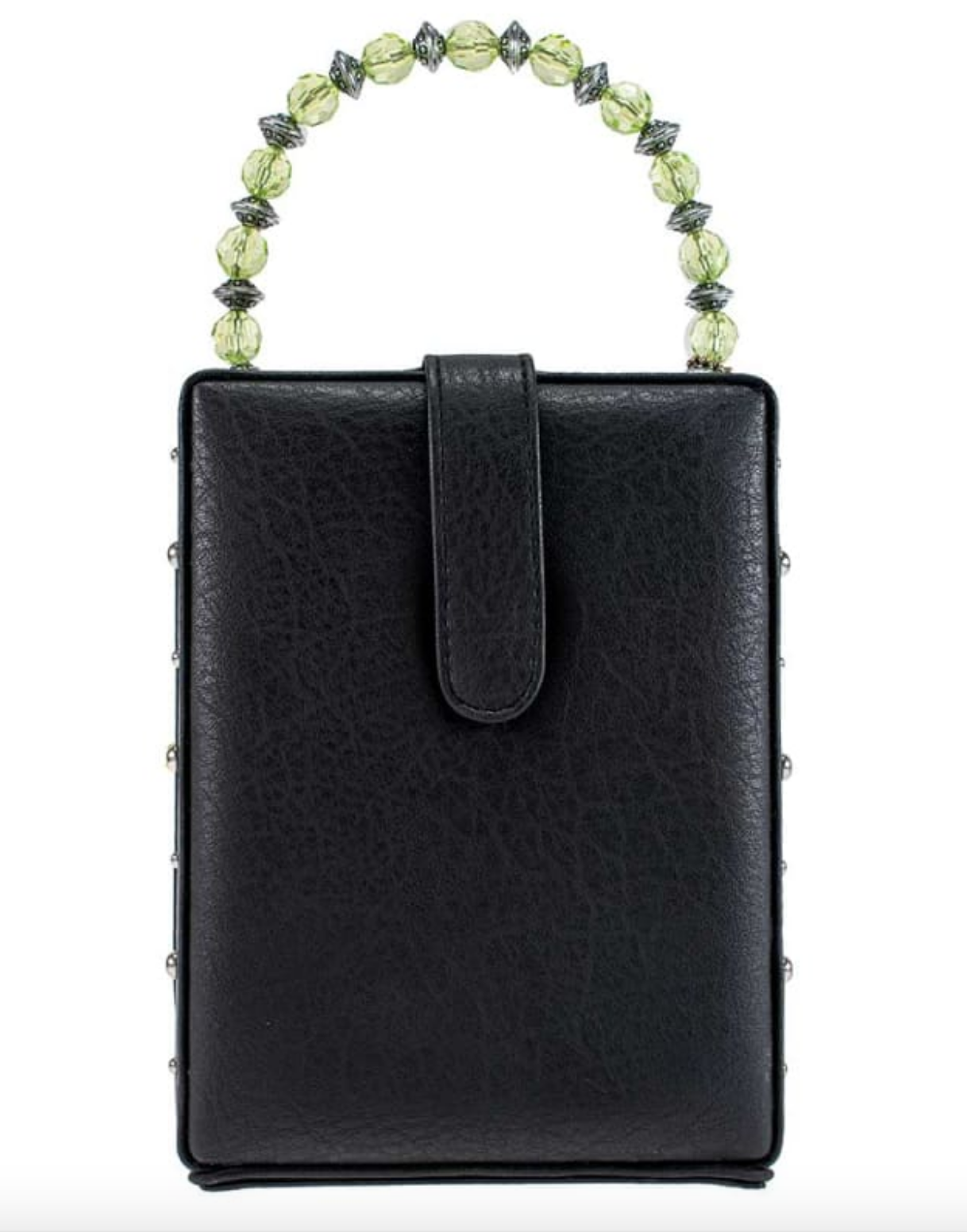 Mary Frances Mary Frances - Lime on the Side Handbag