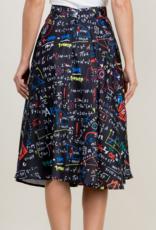 LA Soul Do The Math Flowy Skirt