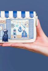 Vendula London Vendula London Seaside Souveniers Small Zip-around Wallet