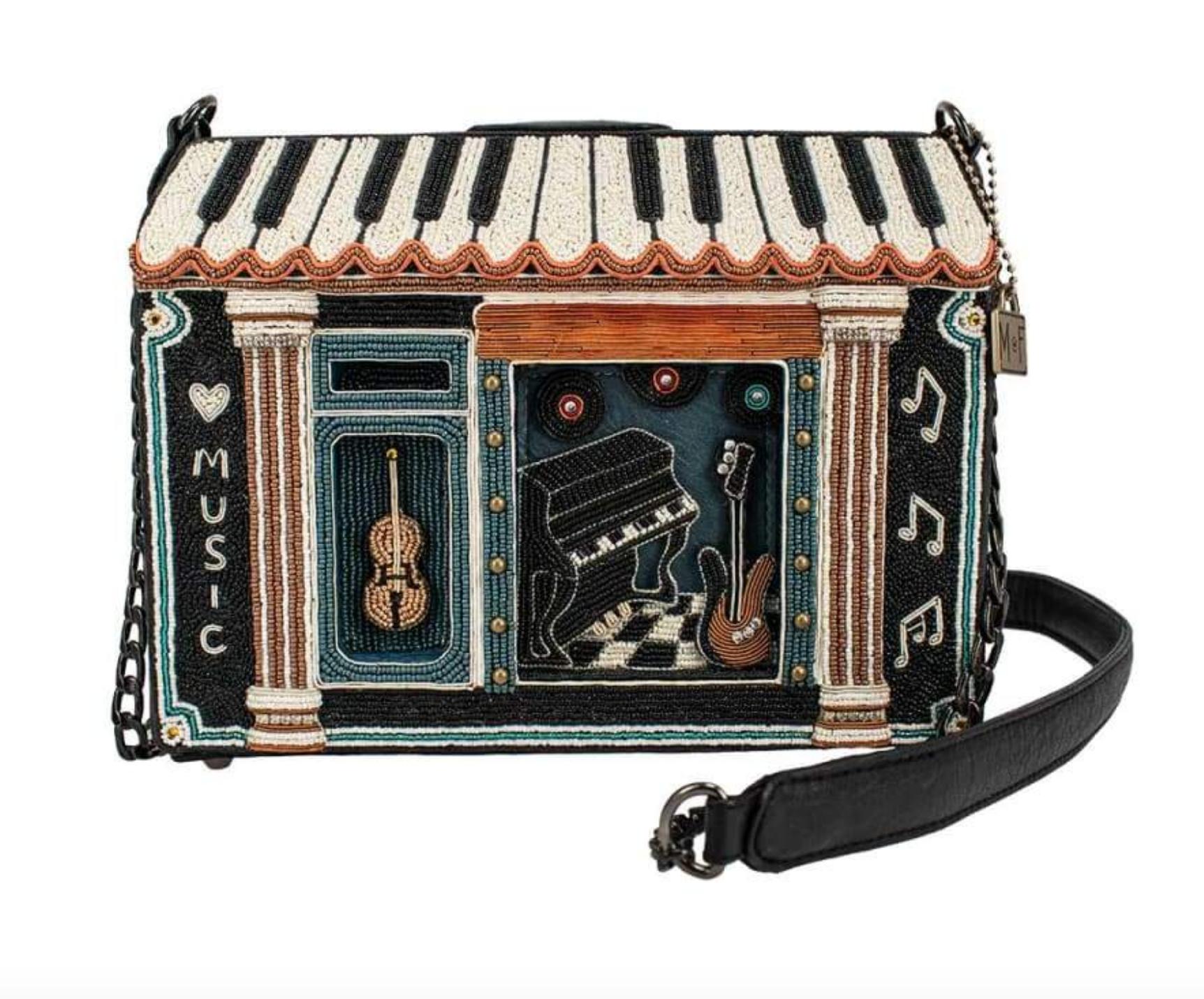 Mary Frances Mary Frances - Music Shop Handbag
