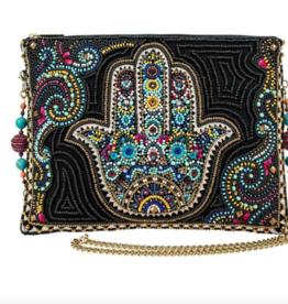Mary Frances Mary Frances - In Good Hands Handbag