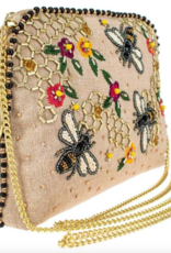 Mary Frances Mary Frances - Bee Kind Makeup Bag