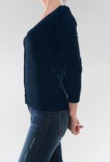 MAK 3/4 Sleeve Cardigan