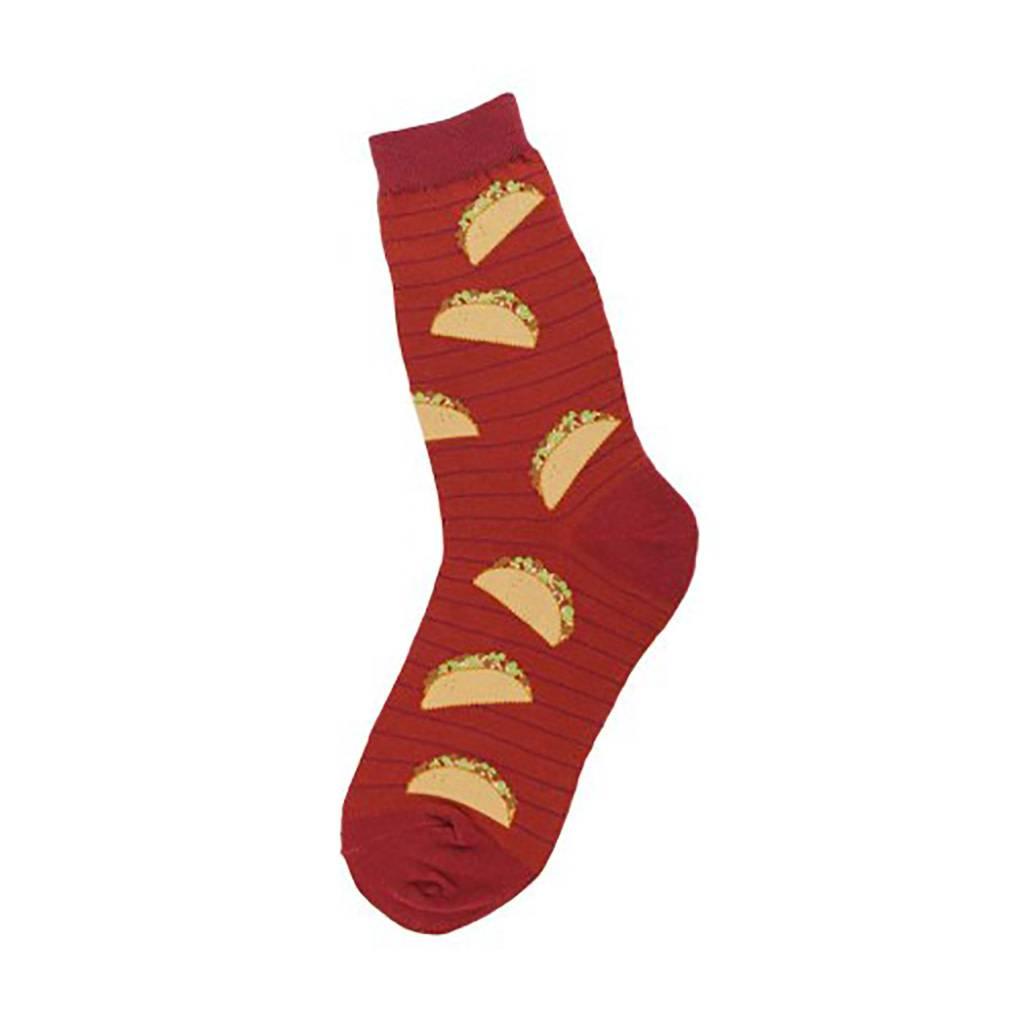 Foot Traffic Taco Women's Socks