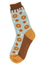 Foot Traffic Chicken & Waffles Women's Socks