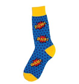 Foot Traffic BAM! Men's Socks