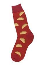 Foot Traffic Taco Men's Socks