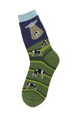 Foot Traffic Alien Abduction Men's Socks