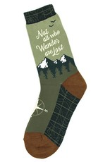 Foot Traffic Wanderer Women's Socks