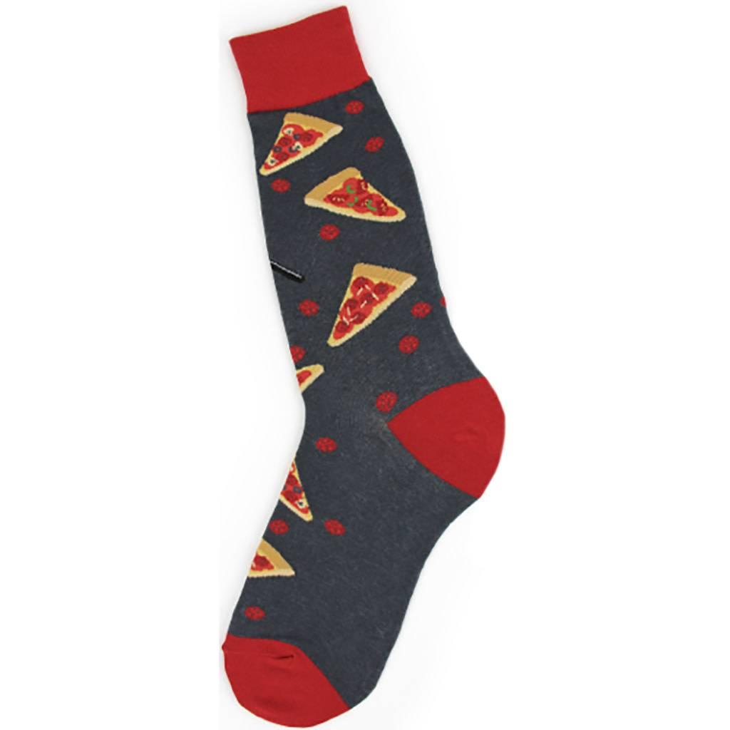Foot Traffic Pizza Slice Men's Socks