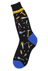 Foot Traffic Tools Men's Socks