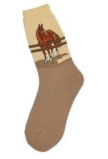 Foot Traffic Horse Corral Women's Socks
