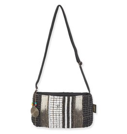 Catori Small Crossbody Bag with Metal Disk