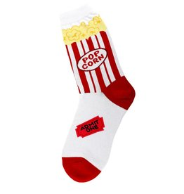 Foot Traffic Popcorn Women's Socks