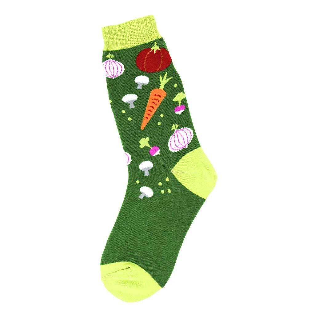 Foot Traffic Veggie Garden Women's Socks