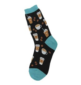 Foot Traffic Coffee Women's Socks