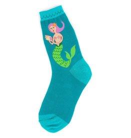 Foot Traffic Mermaid Women's Socks