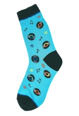 Foot Traffic Records Women's Socks