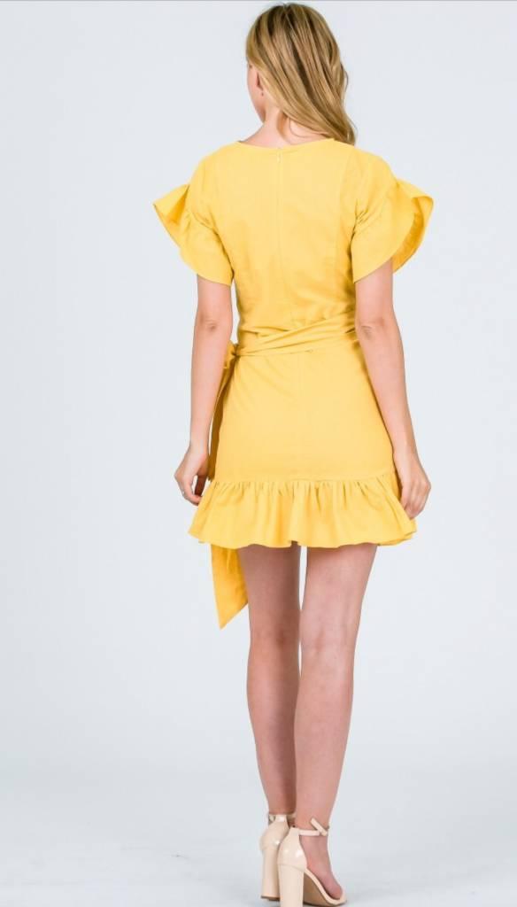 &Merci Sunshine and Daisies Dress