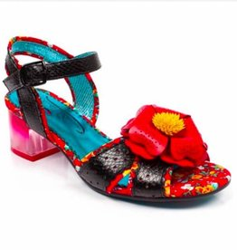Irregular Choice Snapdragon Slingback Heels