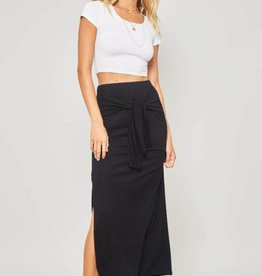 Promesa Knot your Average Skirt