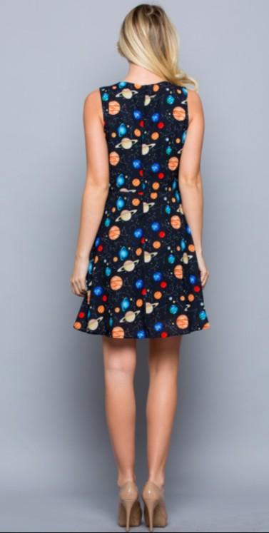 LA Soul In Orbit Dress