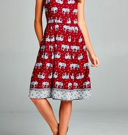 LA Soul Elephantastic Dress