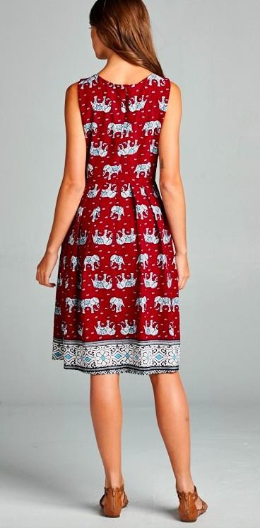 LA Soul Elephantastic Dress