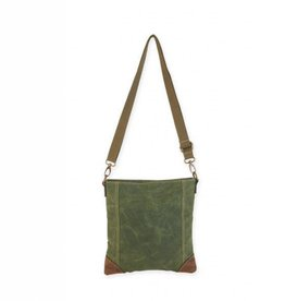 Cargo It Crossbody Canvas Bag