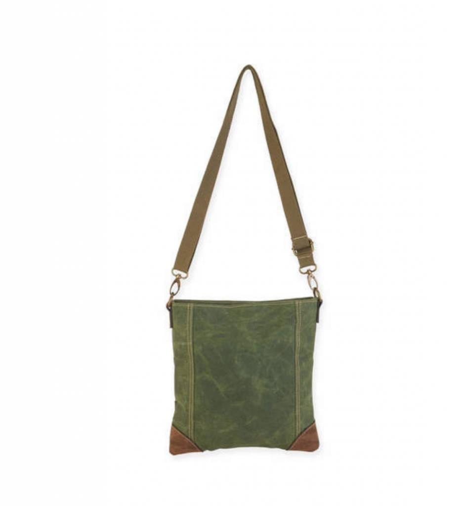 Cargo It Crossbody Canvas Bag