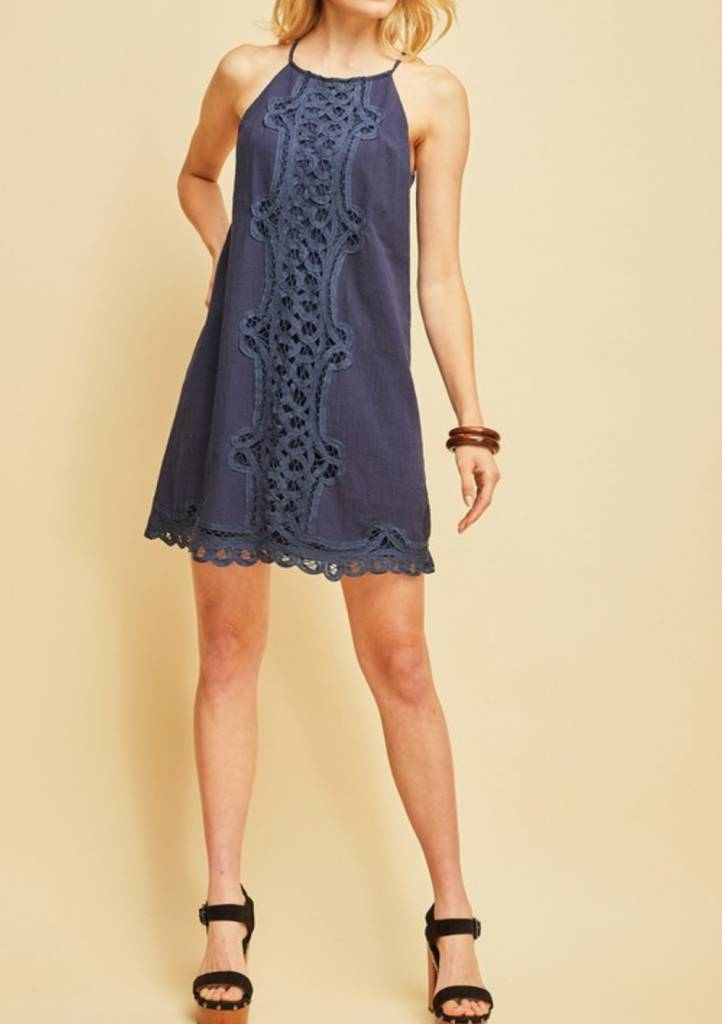 Entro Crotchet Craze Dress