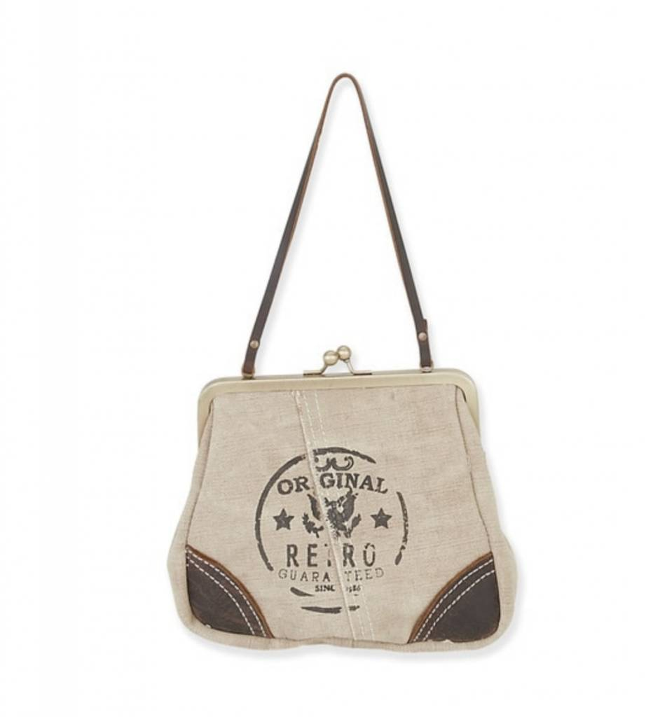 Uchi Small Kiss Purse Handbag