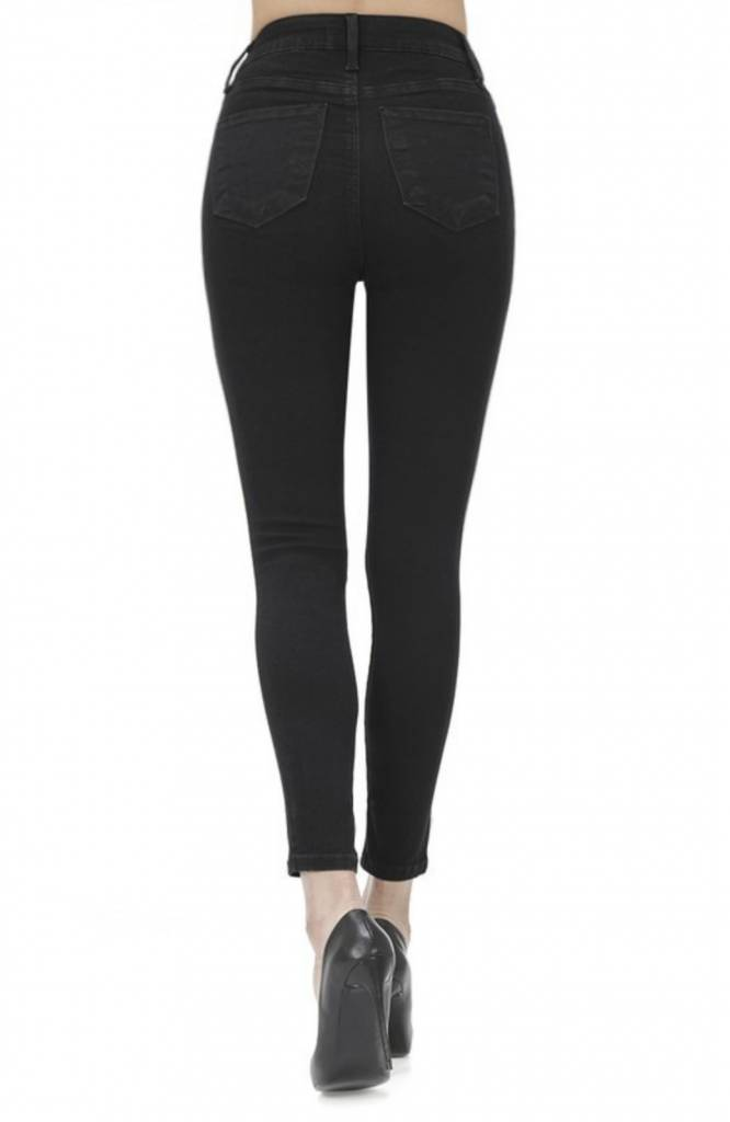 Hammer Skinny High Rise Ankle Jeans