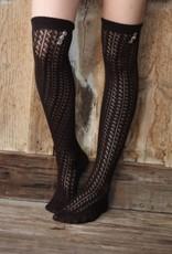 Angie Foxy Footsie Socks