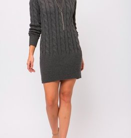 &Merci Study with Me Sweater Dress