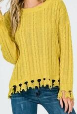 &Merci Toasted Sweater