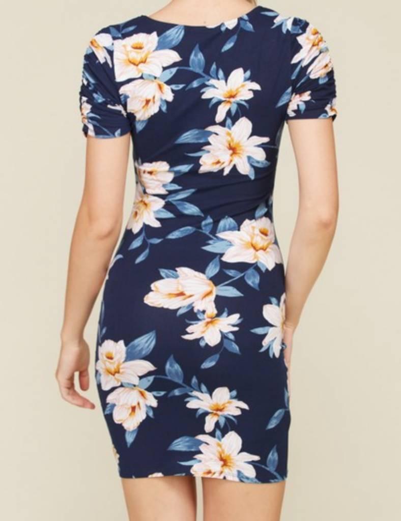 Heart & Hips Nightbloomer Dress