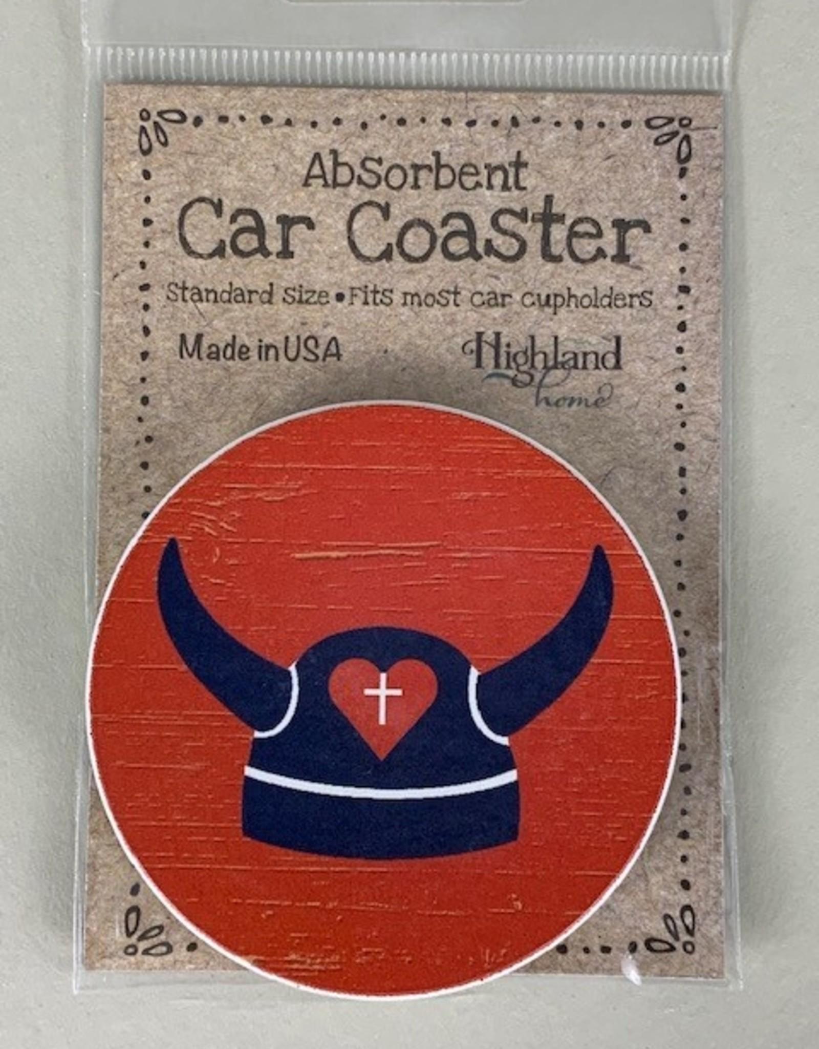CAR COASTER HELMET