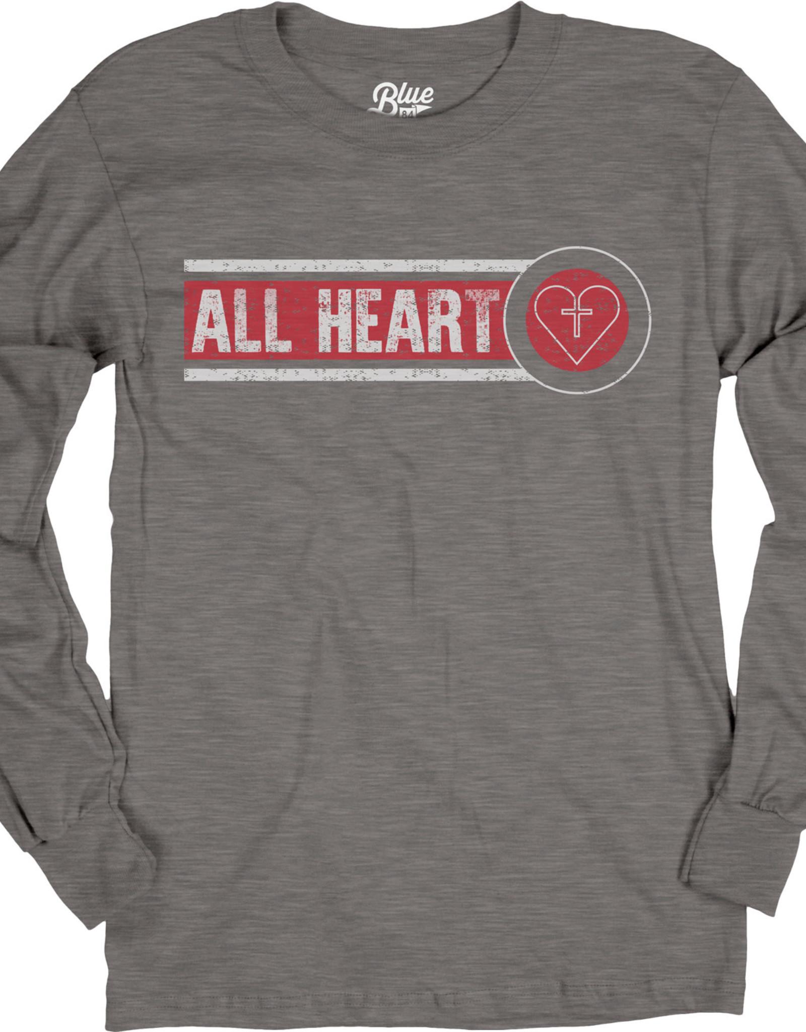 ALL HEART T-SHIRT LS