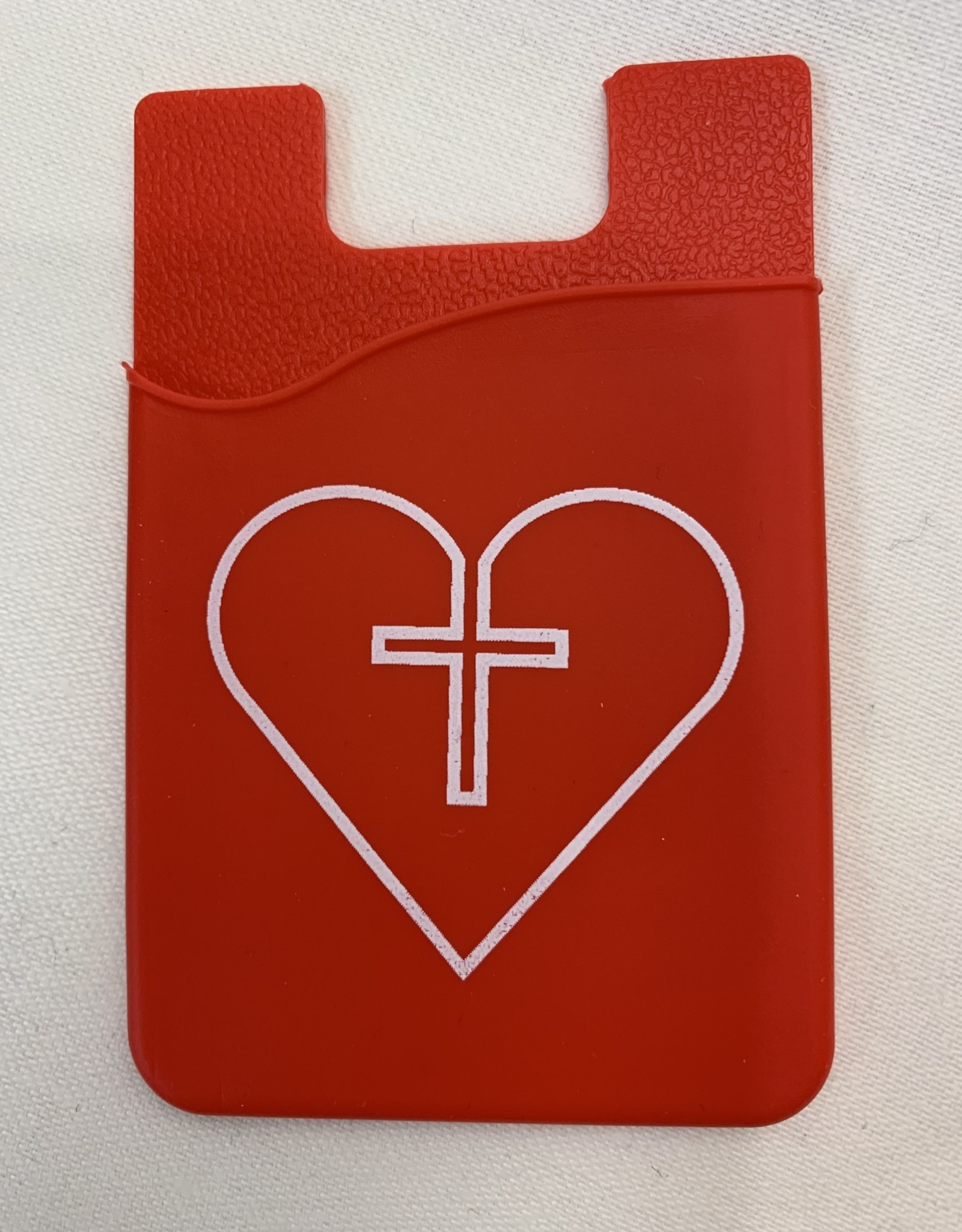 CELL PHONE iWALLET RED