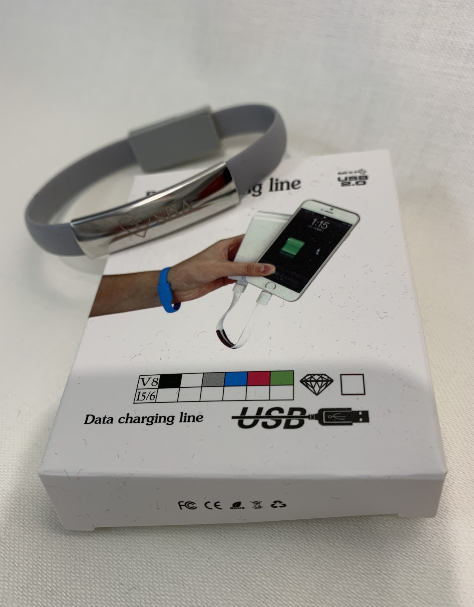 CHARGING BAND IPHONE